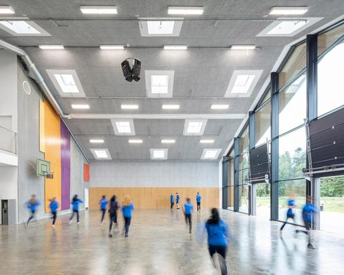 C.F. Møller Architects puts final touches on Jutland leisure centre