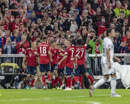 "FC Bayern has partnered with Siemens and The Economist Group to capture and measure ""fan energy"" at FC Bayern home games"