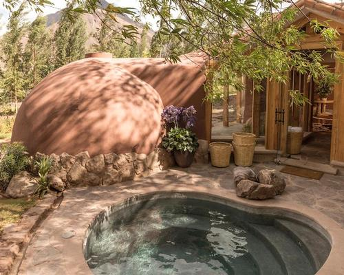 Spiritual spa opens in Peru's Sacred Valley of the Incas