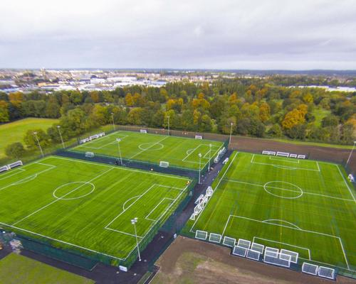 Parklife scheme delivers first of four Liverpool football sites