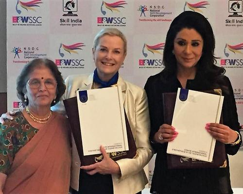 CIDESCO partners with India's Beauty & Wellness Sector Skill Council to aid global work mobility for Indian therapists