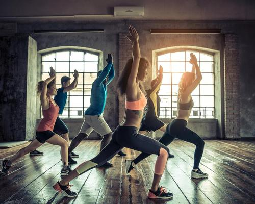 Group fitness classes saw a big increase of 197,000 more people taking part