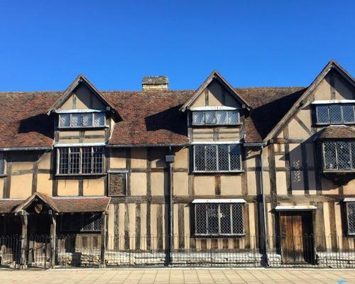 The Shakespeare Birthplace Trust will act as consultant to the project