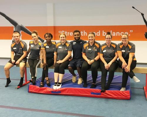 Purpose-built gymnastics centre opens in south west London