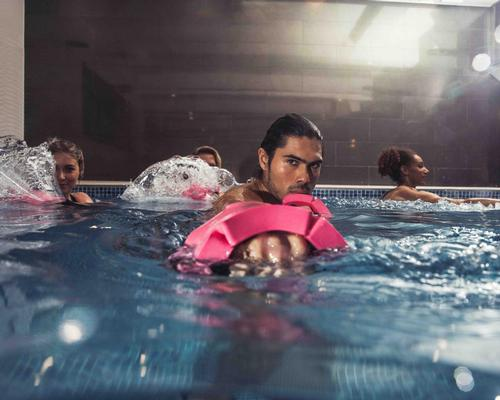 DW Fitness First launches pool-based HIIT classes