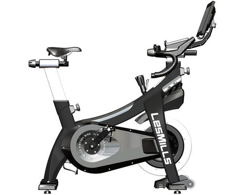 The bike will include a built-in HD screen offering Les Mills virtual classes