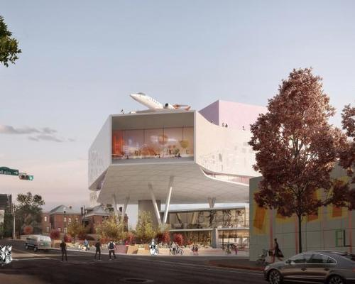 The design will reflect the will of the museum to celebrate the city's multicultural community and create an environment for STEAM education and critical thinking / Snøhetta