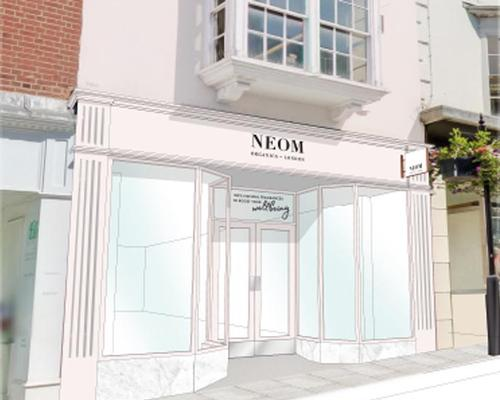 Flagship Neom store to open in Guildford