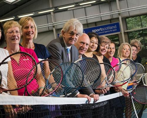 Funding initiative launched to get more Scottish women into sport