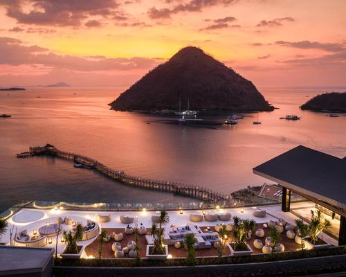 The new resort is based a stone's throw from Komodo National Park, a UNESCO World Heritage site. / Courtesy of WATG