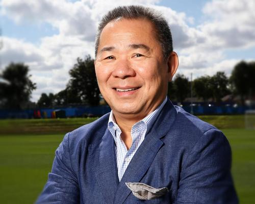The Thai billionaire bought Leicester City in 2010