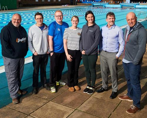 The development team of the Open Water Swimming Coaching qualification
