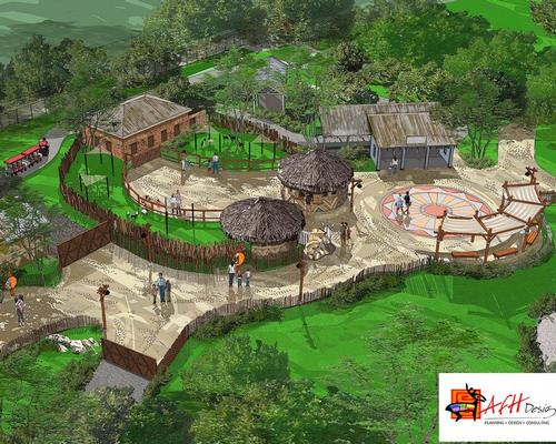 Ohio's Akron Zoo to create new areas in $17m expansion