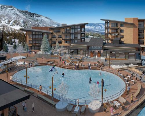 Snowmass is being developed by Colorado-based East West Partners, Aspen Skiing Company, and KSL Capital. / Courtesy of East West Partners