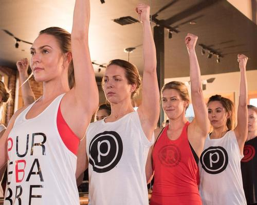Founded in 2001, Pure Barre has more than 517 studios throughout the US and Canada