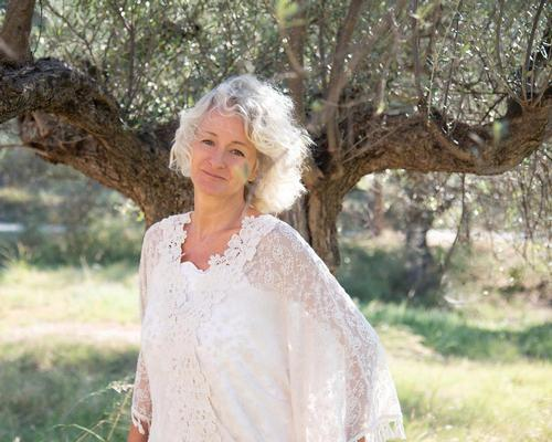 Patrizia Bortolin will lead 'life enhancing' activities, alongside partner Stefano Battaglia, as part of her new Glowing Flow retreat