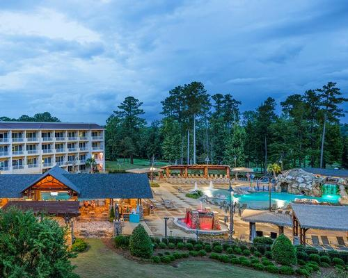 Sixth spa on Alabama golf trail includes 20,000sq ft of wellness