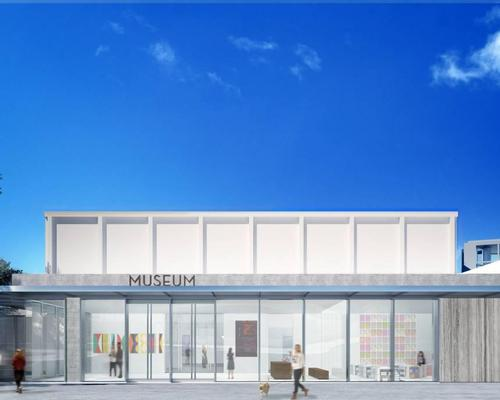 Designed by Selldorf Architects, the expansion will also include the renovation of the existing 35,000-sq ft (3,252sq m) original complex / Selldorf Architects