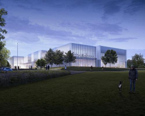 Plans approved for £38m Winchester leisure centre with 50m swimming pool