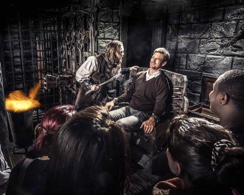 Alton Towers Dungeon to open next year