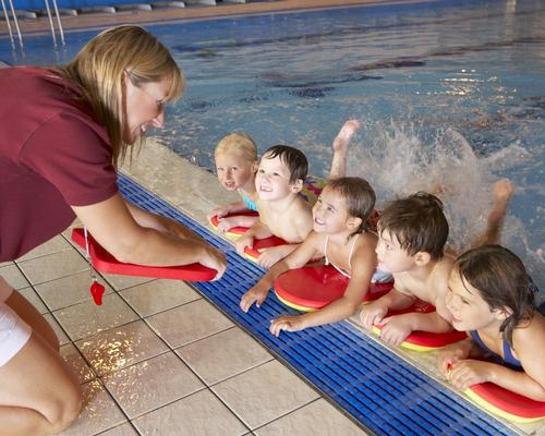 The two organisations will promote the opportunities available in teaching swimming