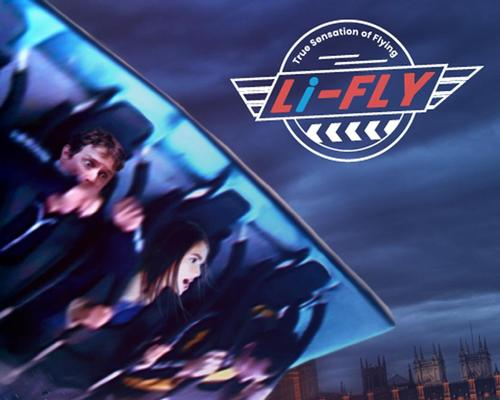IAAPA PREVIEW: Holovis to deliver true flying experience with next generation Flying Theatre