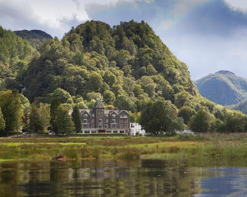 £10m destination spa opens at Lodore Falls Hotel