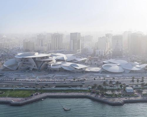 National Museum of Qatar on track for 2019 opening