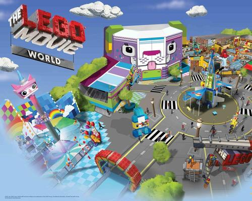 Lego Movie World to open at Legoland Florida in Q2 2019