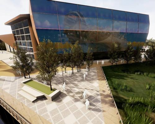Details released for leisure centre at heart of Llanelli's £200m Wellness Village