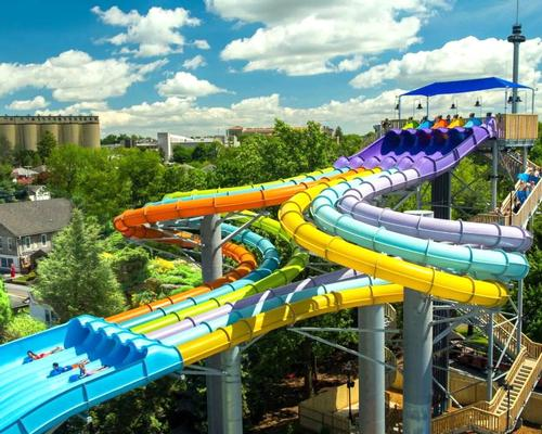 IAAPA PREVIEW: Proslide to exhibit RallyRacer and Dueling Pipeline attractions