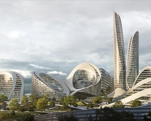 ZHA will be joined by a supergroup of consultants, engineers, and architects including ARUP and Nikken Sekei. / Courtesy of Zaha Hadid Architects