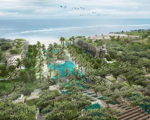 Balinese mega resort Apurva Kempinski all set for 2019 opening