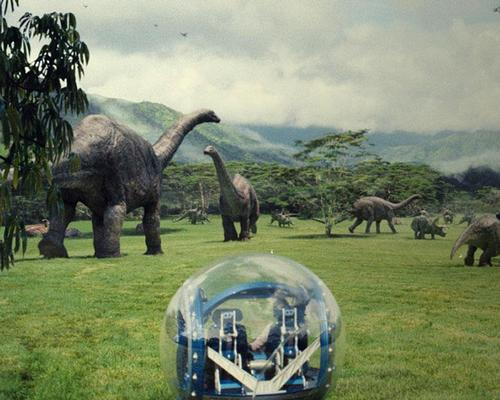 New patents suggest potential Jurassic World attraction for Universal