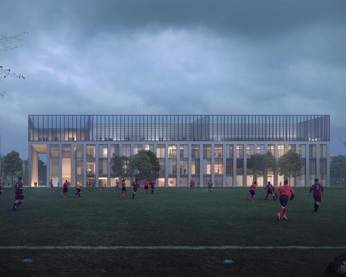 FaulknerBrowns get tentative thumbs-up for Britannia Leisure Centre project