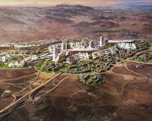 The future megapolis will serve as an incubator for