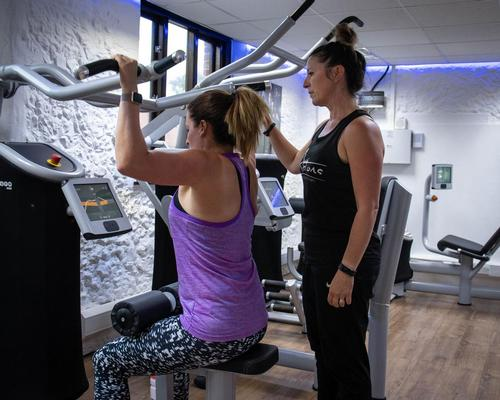 Astons Health Studio becomes one of the first gyms to offer eGym SmartStart tech on Precor equipment