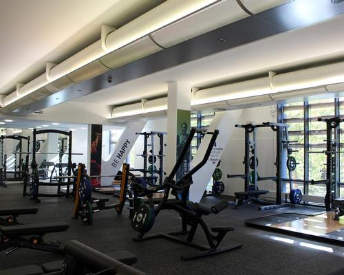 Matrix transforms gym facilities at Imperial College London