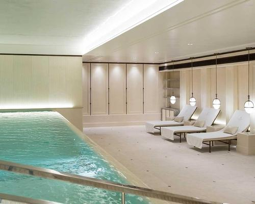 London's Lanesborough Club & Spa was named Best Spa in London