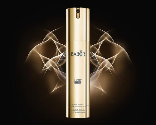 HSR lifting contains active ingredients to improve the elasticity of the skin and combat age spots