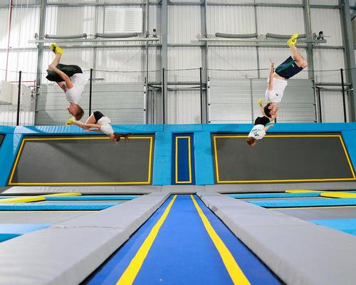 Oxygen Freejumping comes to London's O2