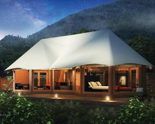 The Pavilions Hotels launches Nepal's first-ever tented eco-villas