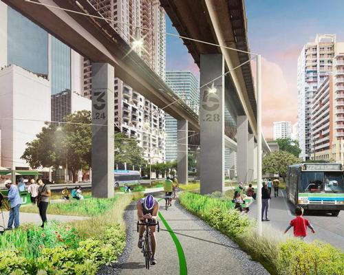 Construction begins on Miami's Underline linear park