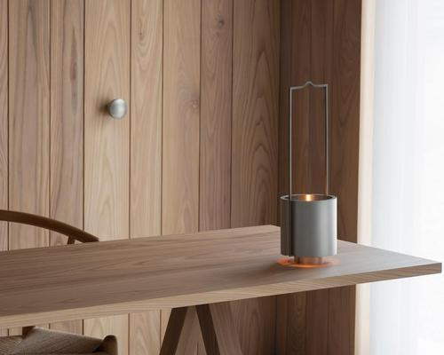 John Pawson reimagines oil lantern for Wästberg