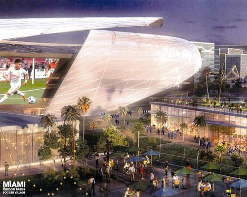Miami says 'yes' to David Beckham's Freedom Park and Soccer Village
