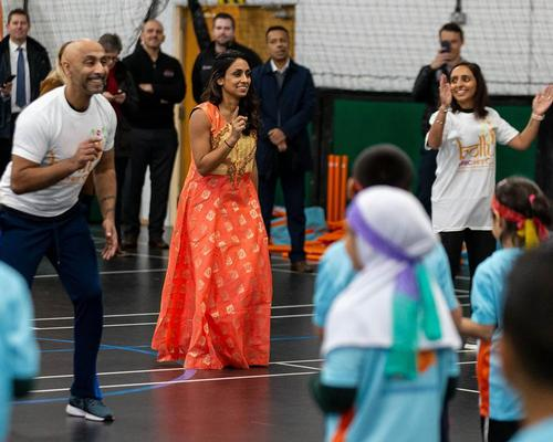 Up to 2,000 British Asian females will be trained as ECB 'Activators'