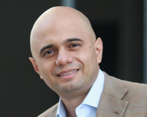 Javid said the football development created a 'multitude of jobs' for local tradespeople