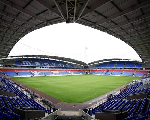 The supporters trust is rounding up support from local businesses and institutions to buy the club / Bolton Wanderers Football Club