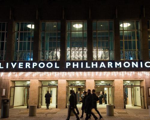 The £14.5m refurbishment of the Liverpool Philharmonic Hall was designed by Caruso St John / Royal Liverpool Philharmonic