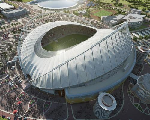 Qatar won its bid to host the 2022 World Cup in 2010 after pledging that 55,000 rooms would be built